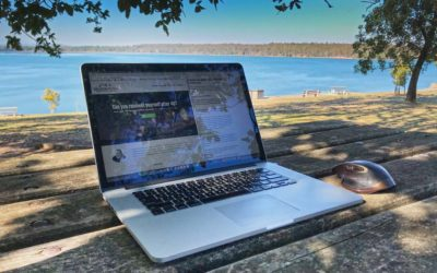 Working from home – my typical day as a remote worker.