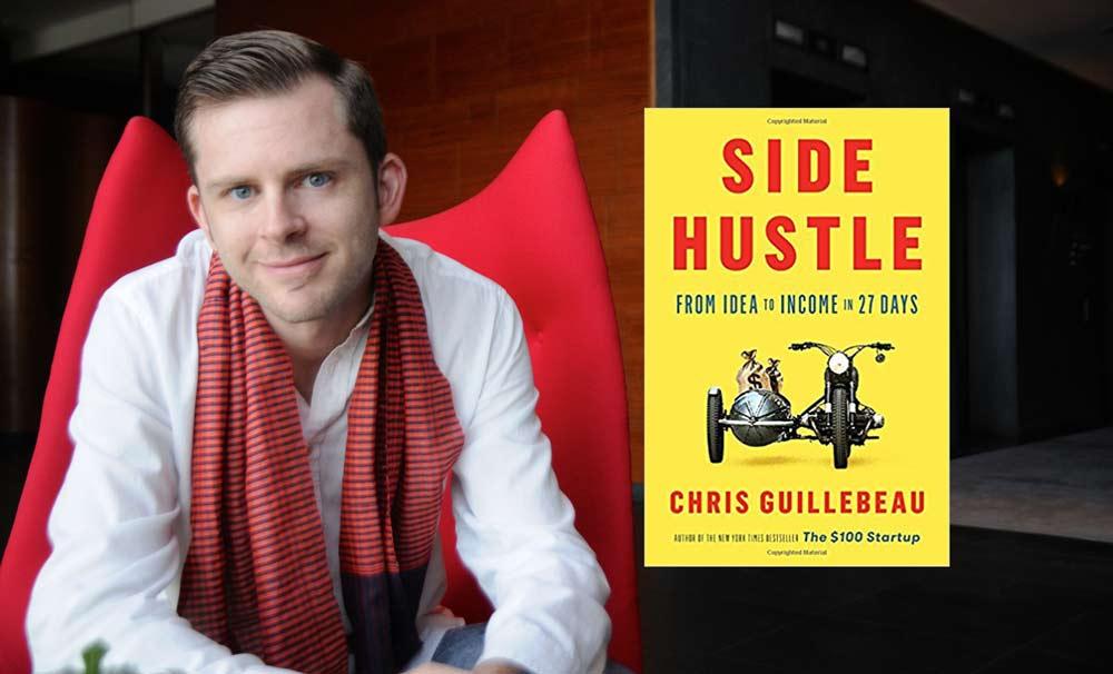 Chris Guillebeau - Side Hustle School | OfficeAnywhere