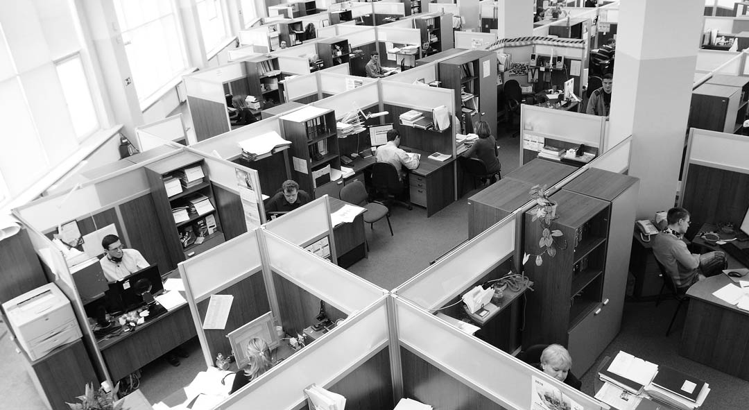 Office Cubicles Suck | OfficeAnywhere