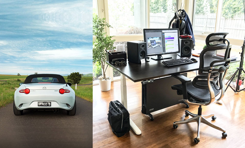 Manifesto - Office and Car | Office Anywhere