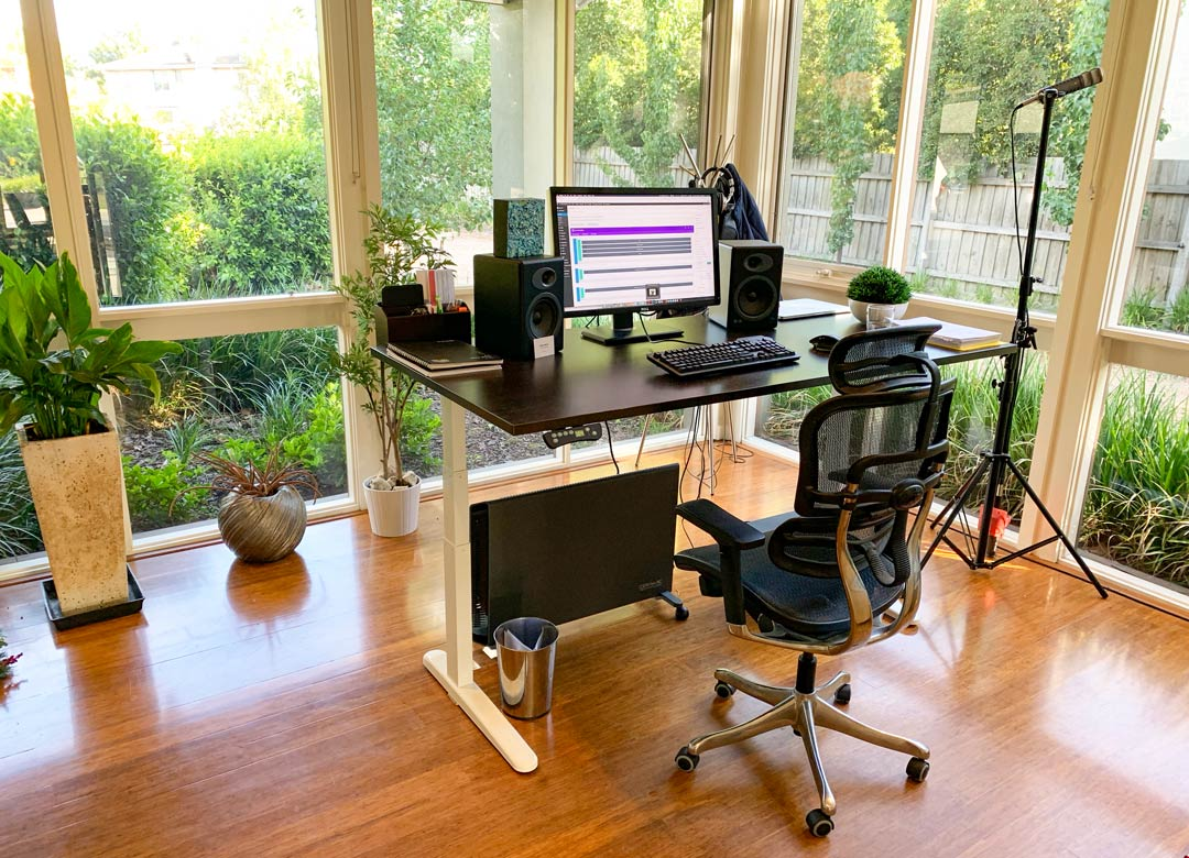 Don't quit your job. Change location.   The Perfect Home Office   OfficeAnywhere