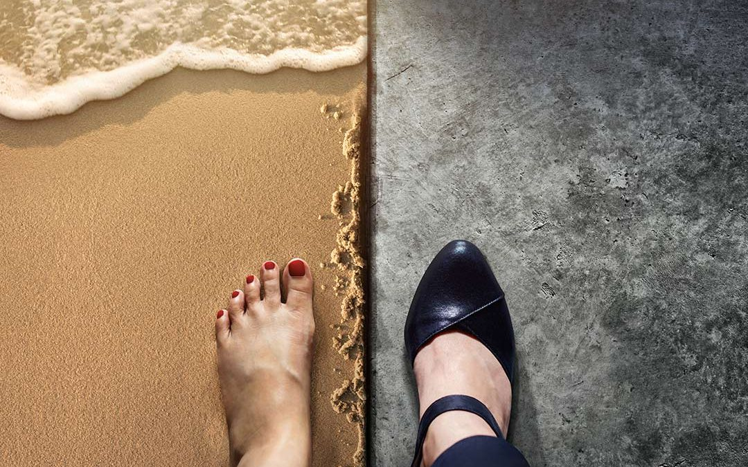 Should we just forget about work life balance | Office Anywhere