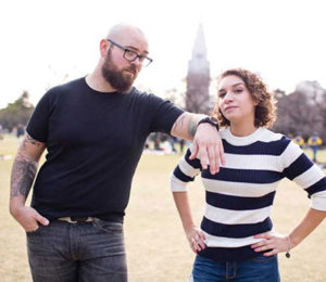 Remote Worker Jason Lengstorf and Marisa | Office Anywhere
