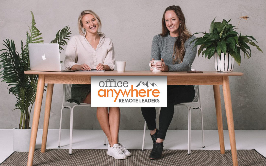 Tash and Viv of Ace the Gram - An Audience of a Billion with Instagram | Office Anywhere