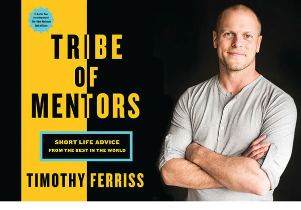 Tribe of Mentors - Tim Ferriss | Office Anywhere